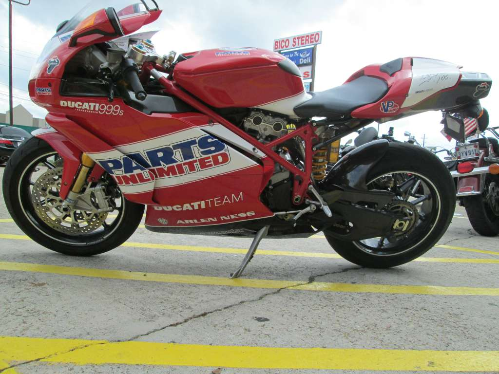 2007 Ducati Superbike 999s Team USA in Houston, Texas