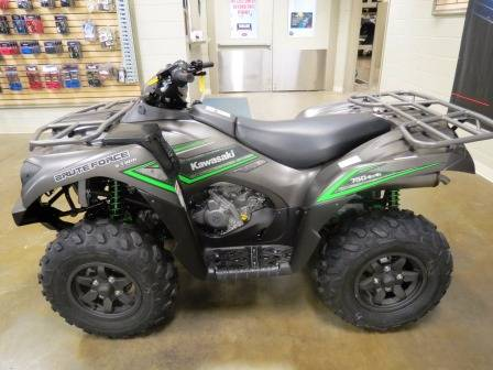 2017 Kawasaki Brute Force 750 4x4i EPS in Romney, West Virginia
