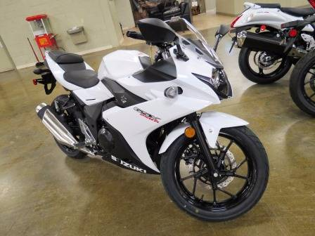 2018 Suzuki GSX250R in Romney, West Virginia