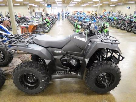 2017 Suzuki KingQuad 400ASi Special Edition in Romney, West Virginia