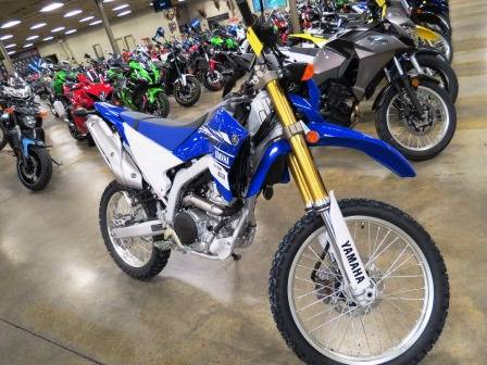 2017 Yamaha WR250R in Romney, West Virginia