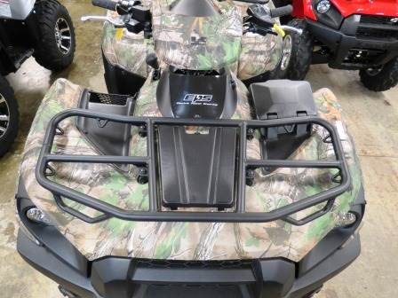 2017 Kawasaki Brute Force 750 4x4i EPS Camo in Romney, West Virginia