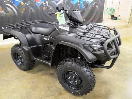 2017 Suzuki KingQuad 750AXi Power Steering Special Edition with Rugged Package in Romney, West Virginia