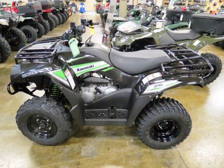 2017 Kawasaki Brute Force 300 in Romney, West Virginia