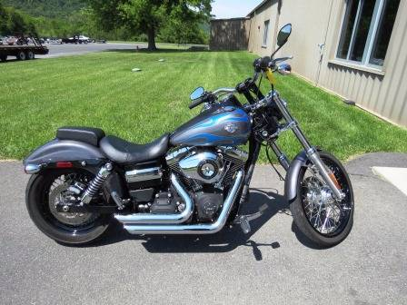 2014 Harley-Davidson Dyna® Wide Glide® in Romney, West Virginia