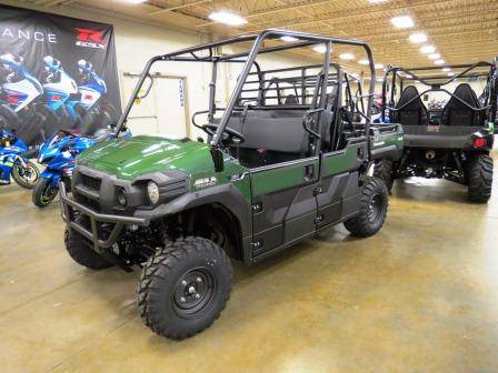 2018 Kawasaki Mule PRO-FXT EPS in Romney, West Virginia