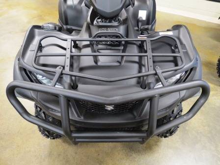 2017 Suzuki KingQuad 500AXi Power Steering Special Edition with Rugged Package in Romney, West Virginia