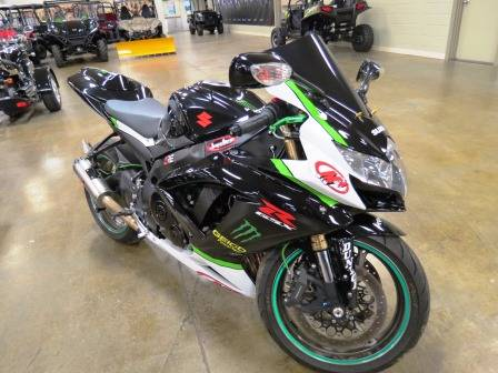 2009 Suzuki GSX-R600 in Romney, West Virginia
