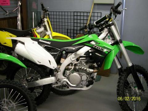 2015 Kawasaki KX™450F in New Castle, Pennsylvania