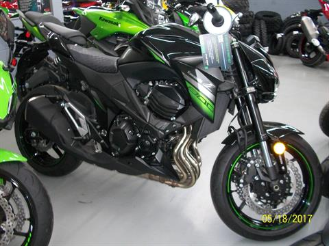 2016 Kawasaki Z800 ABS in New Castle, Pennsylvania