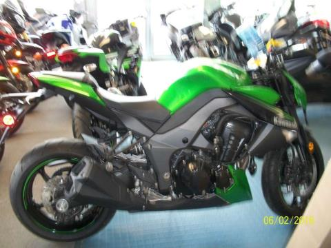 2013 Kawasaki Z1000 in New Castle, Pennsylvania