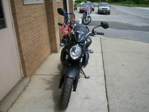 2013 Suzuki SFV650 in New Castle, Pennsylvania