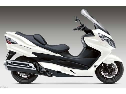 2012 Suzuki Burgman™ 400 ABS in New Castle, Pennsylvania