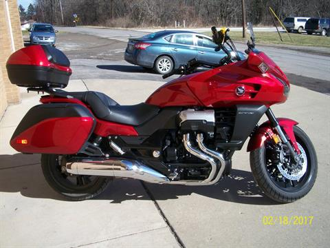2014 Honda CTX®1300 Deluxe in New Castle, Pennsylvania