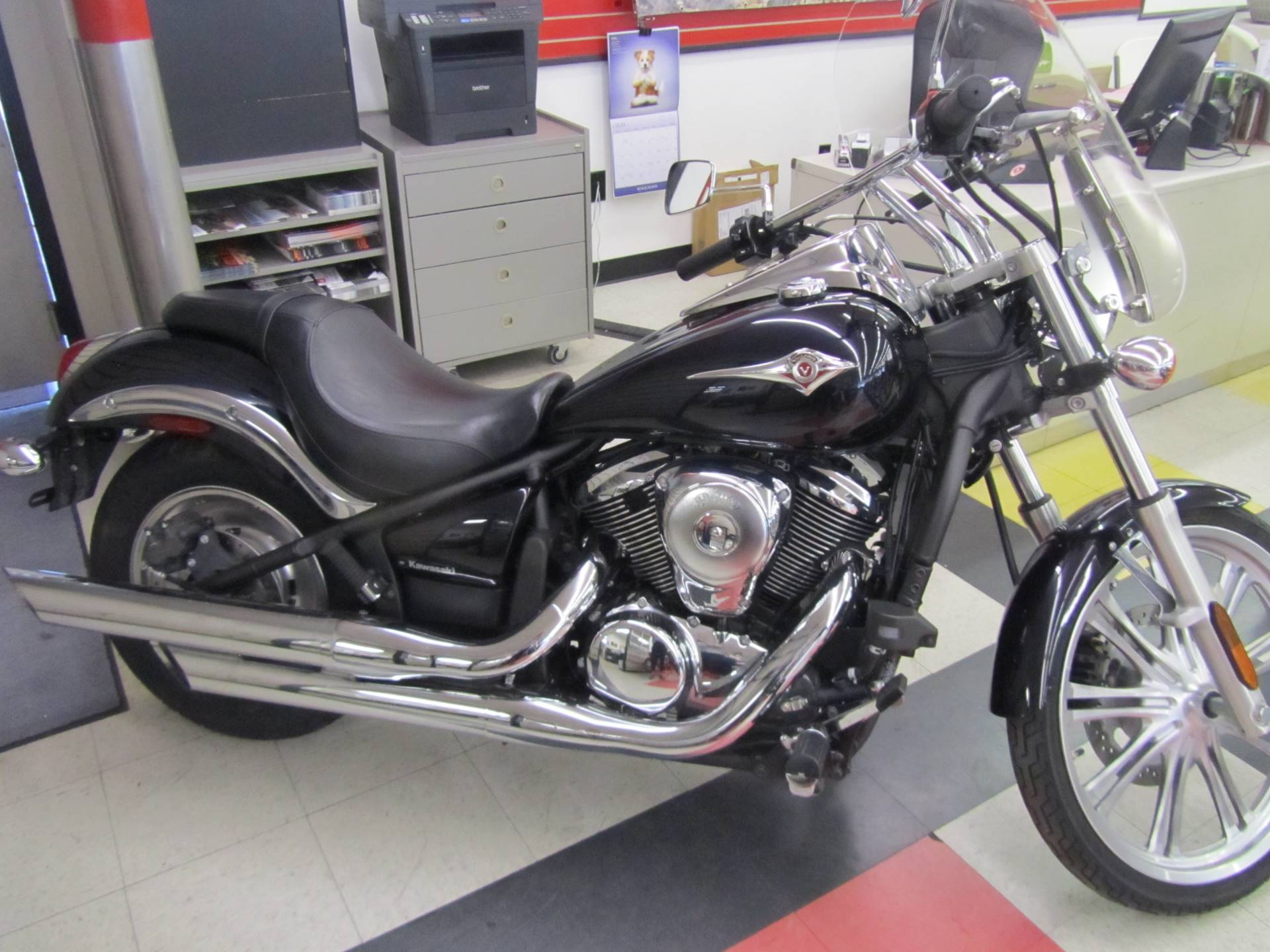 2012 Kawasaki Vulcan® 900 Classic LT in Colorado Springs, Colorado