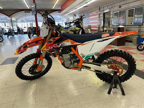2021 KTM 450 SX-F Factory Edition in Colorado Springs, Colorado