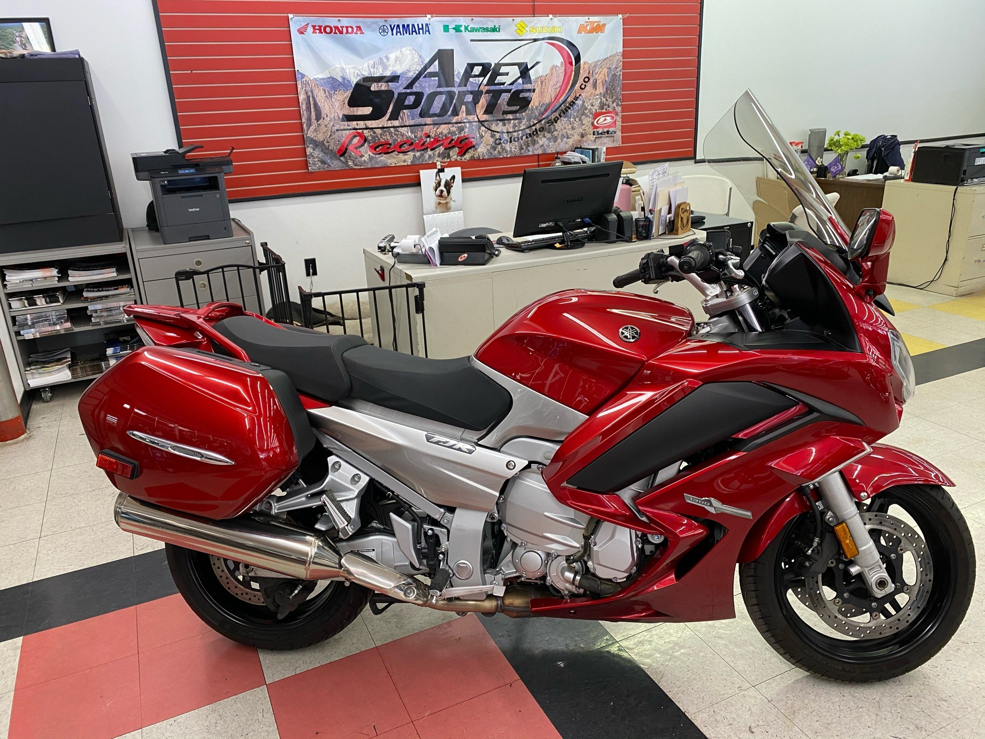 2014 Yamaha FJR1300A in Colorado Springs, Colorado - Photo 5