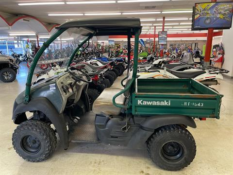 2009 Kawasaki Mule™ 600 in Colorado Springs, Colorado