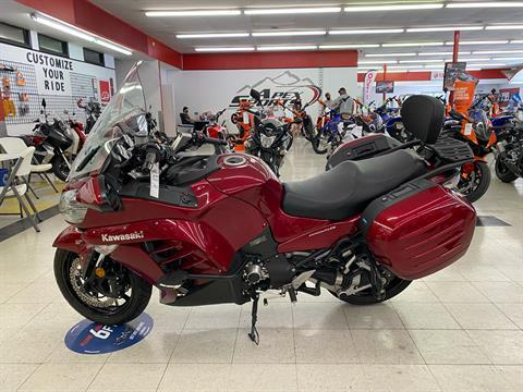 2014 Kawasaki Concours® 14 ABS in Colorado Springs, Colorado