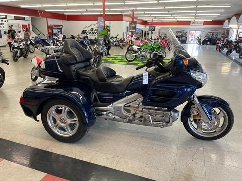 2007 Honda Gold Wing® Audio / Comfort / Navi / ABS in Colorado Springs, Colorado