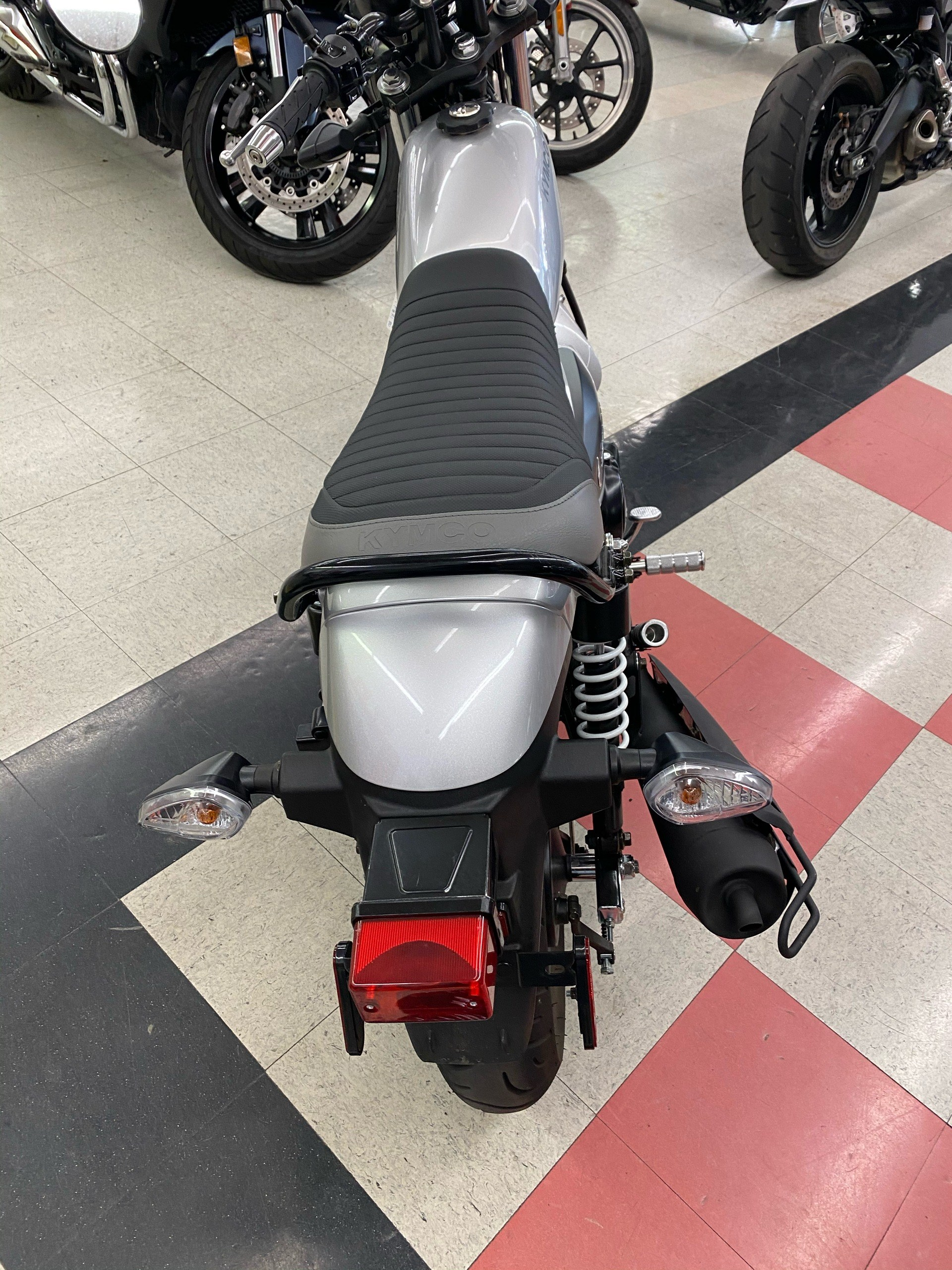 2019 Kymco Spade 150 in Colorado Springs, Colorado - Photo 8