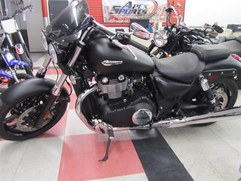 2014 Triumph Thunderbird Storm ABS in Colorado Springs, Colorado