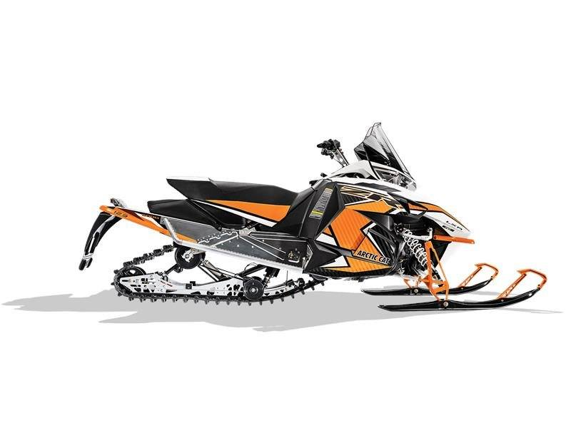 "2016 Arctic Cat ZR 6000 129"" LXR ES in Francis Creek, Wisconsin"