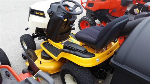 2015 Cub Cadet LTX 1045 in Francis Creek, Wisconsin