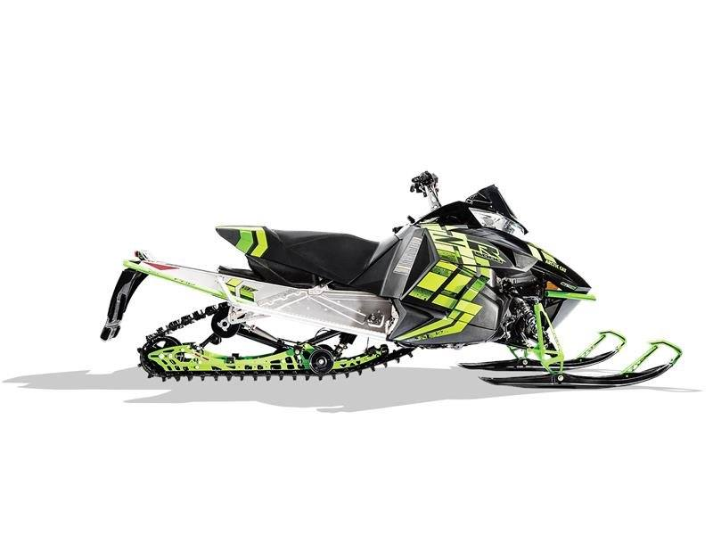 2017 Arctic Cat ZR 6000 Sno Pro ES 137 in Francis Creek, Wisconsin