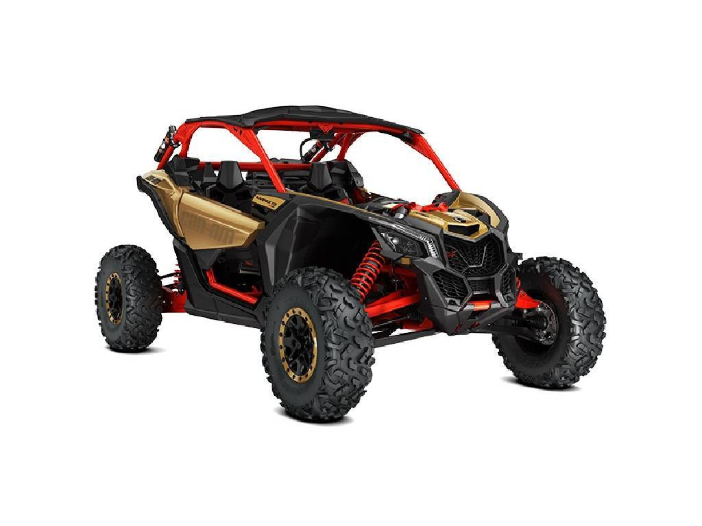 2017 Can-Am MAVERICK X3 X RS in Yakima, Washington