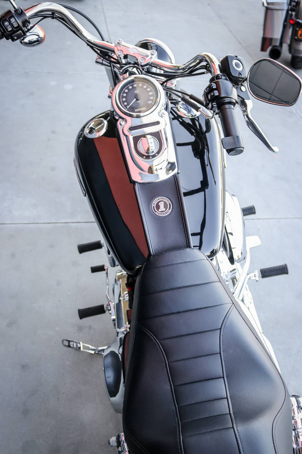 2014 Harley-Davidson Dyna® Super Glide® Custom in Montclair, California