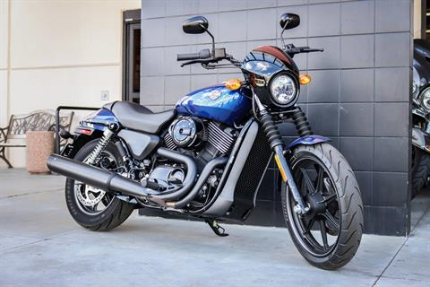 2016 Harley-Davidson Street® 750 in Montclair, California