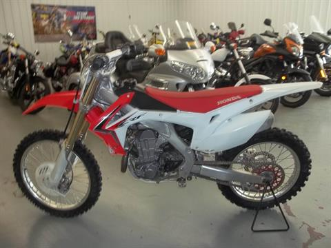 2013 Honda CRF450R in Bristol, Virginia