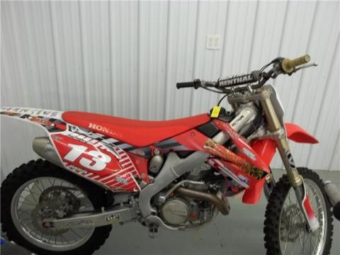2011 Honda CRF®450R in Bristol, Virginia