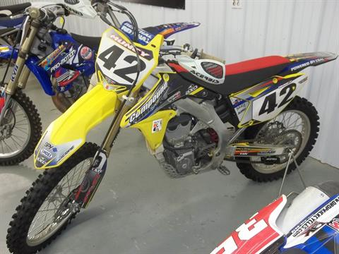 2014 Suzuki RM Z 450 in Bristol, Virginia