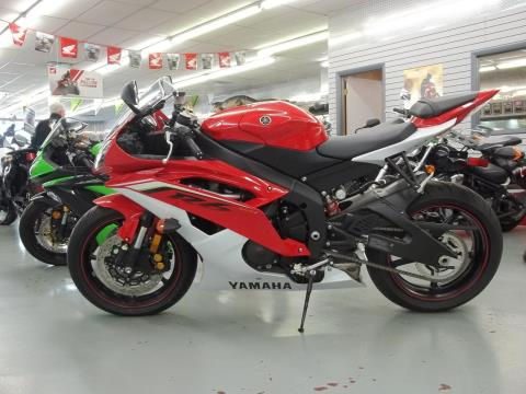 2013 Yamaha YZF-R6 in Bristol, Virginia