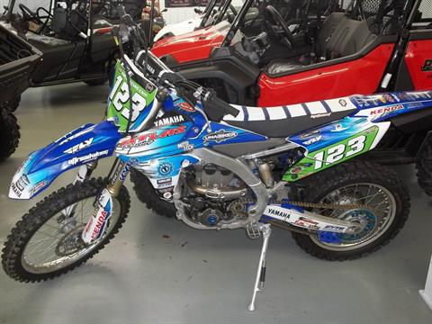 2016 Yamaha yz 250fx in Bristol, Virginia