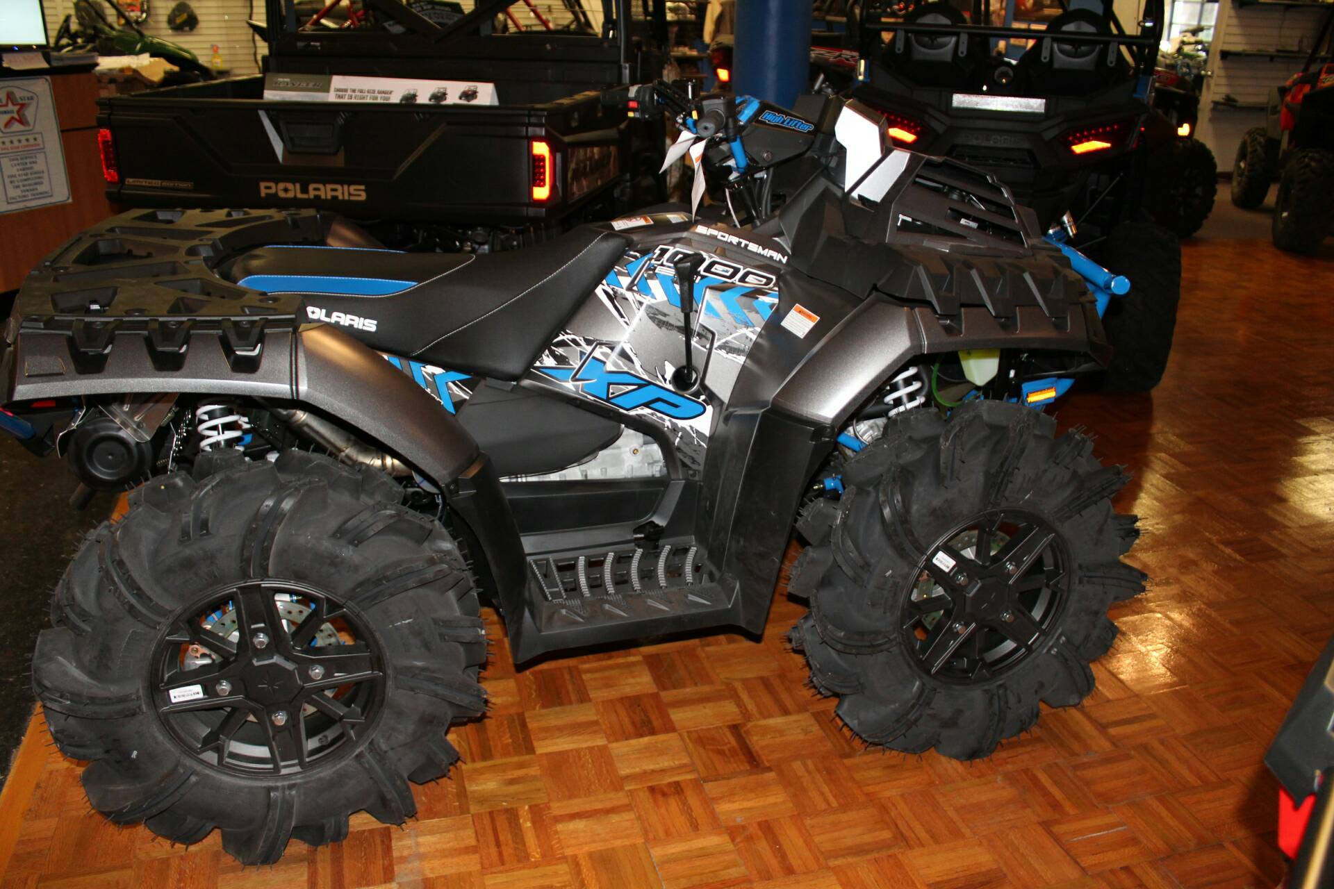 2017 Polaris Sportsman XP 1000 High Lifter Edition in Palatka, Florida