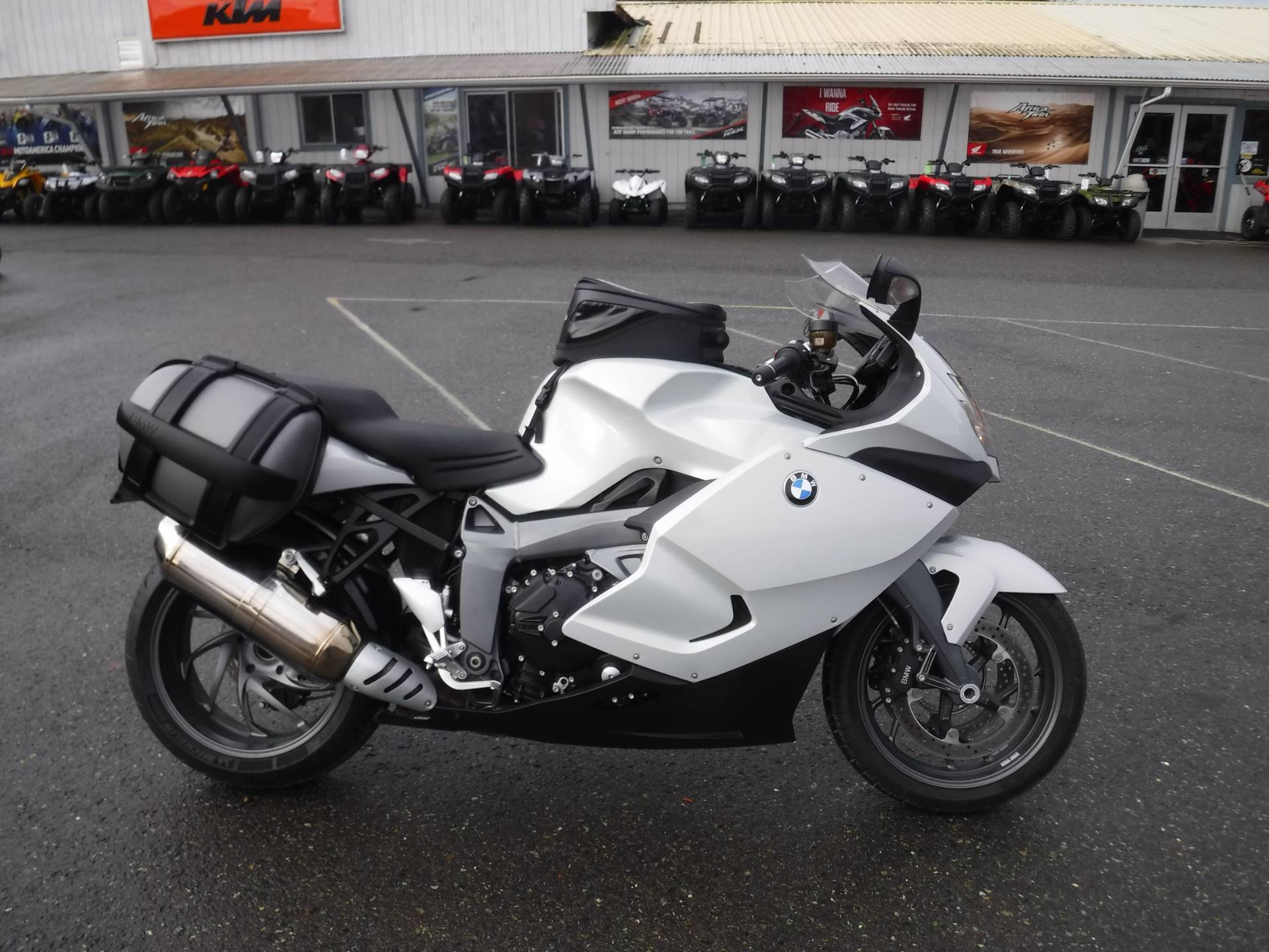 Used 2009 Bmw K 1300 S Motorcycles In Port Angeles Wa