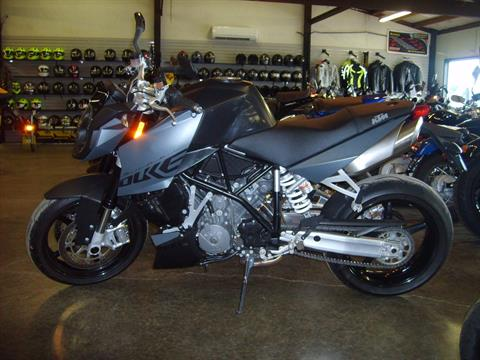 2007 KTM 990 Super Duke in Port Angeles, Washington