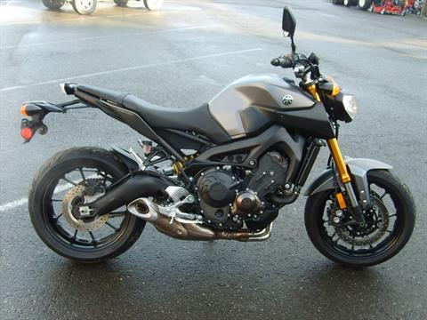 2015 Yamaha FZ-09 in Port Angeles, Washington