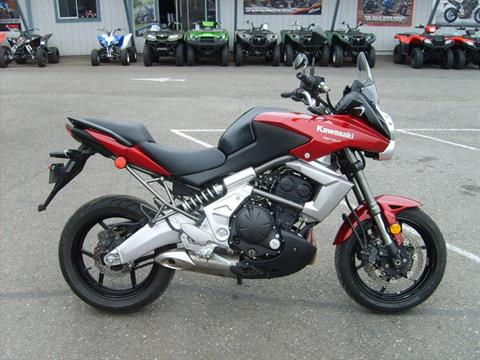 2011 Kawasaki Versys® in Port Angeles, Washington