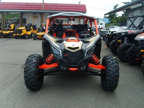2017 Can-Am Maverick X3 Max X rs Turbo R in Port Angeles, Washington