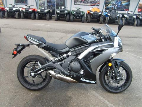 2014 Kawasaki Ninja® 650 in Port Angeles, Washington