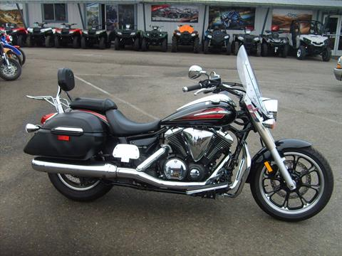2014 Yamaha V Star 950 Tourer in Port Angeles, Washington