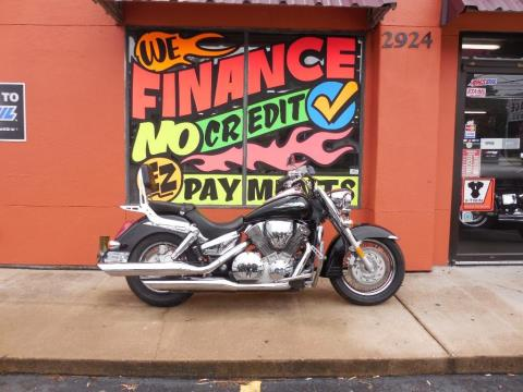 2004 Honda VTX Retro 1300 (VTX1300S) in Arlington, Texas