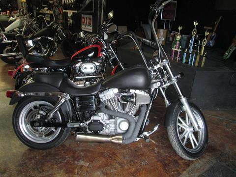 2008 Harley-Davidson Dyna Super Glide in Arlington, Texas