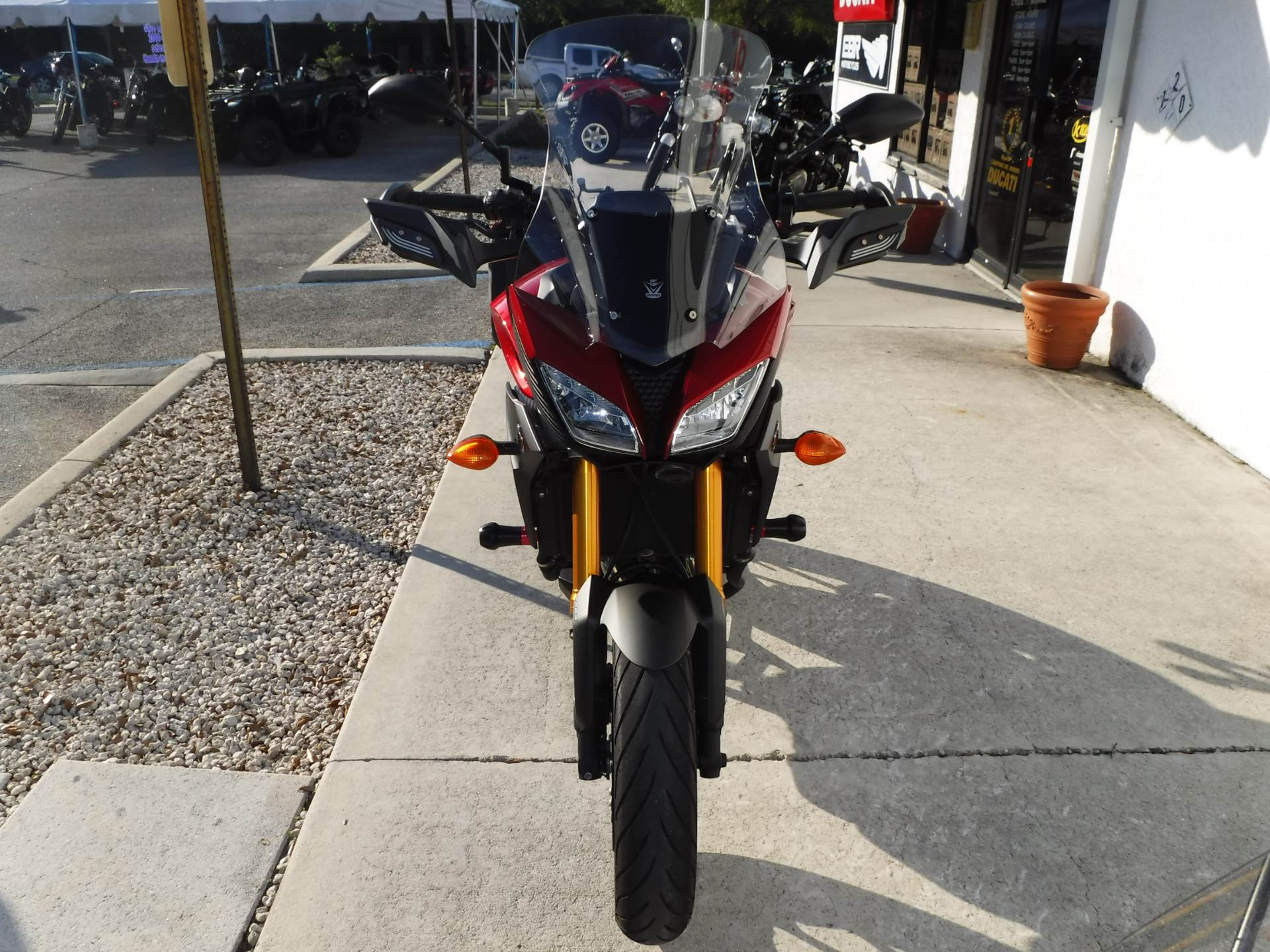 2015 Yamaha FJ-09 in Stuart, Florida