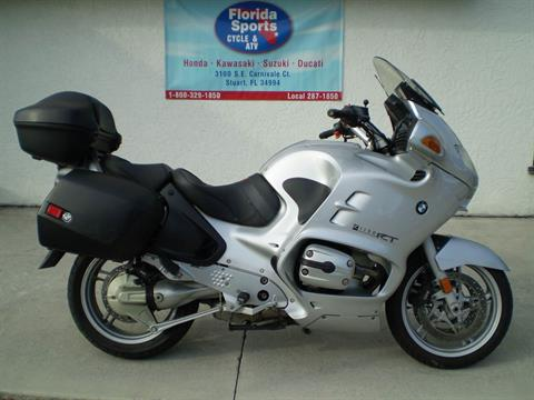 2004 BMW R 1150 RT (ABS) in Stuart, Florida