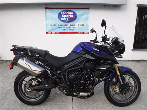 2013 Triumph Tiger 800 ABS in Stuart, Florida